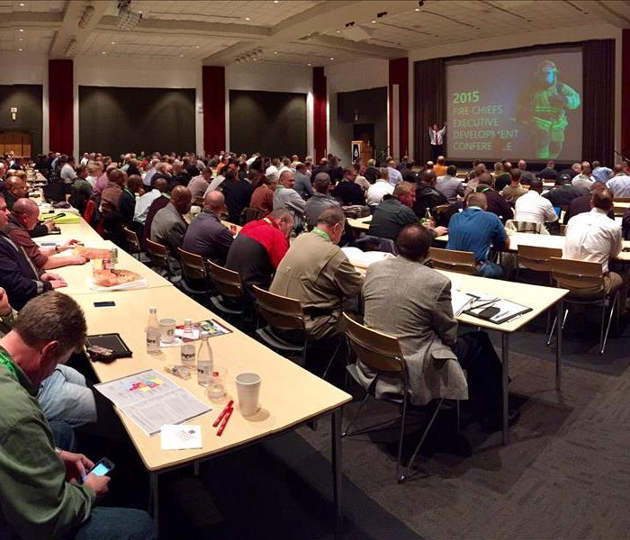 2015 State of Alabama Fire Chiefs Executive Development Conference