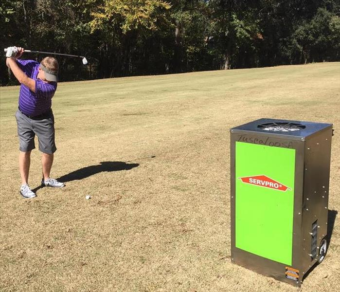 SERVPRO of Tuscaloosa's First Annual Golf Tournament