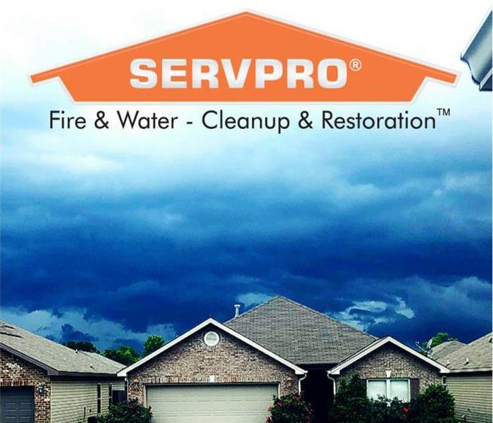 Storms? Stay safe, then call SERVPRO of Tuscaloosa!