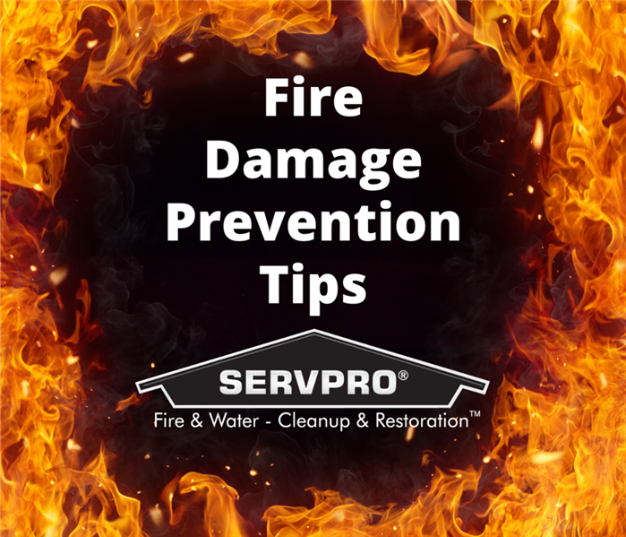 Fire Prevention Tips.
